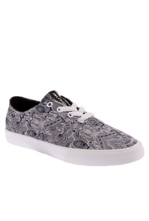 Supra Womens-Wrap Sw05019 Kadın Ayakkabı Grey Pattern Whıte