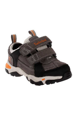 Timberland Trlfrc Ekwph Lox Gry Grey 3883A Çocuk Bot Grey With Orange