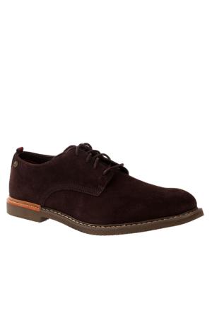 Timberland Ekbrookprk Ox Brown Dark Brown 9250B Erkek Bot Kahverengi