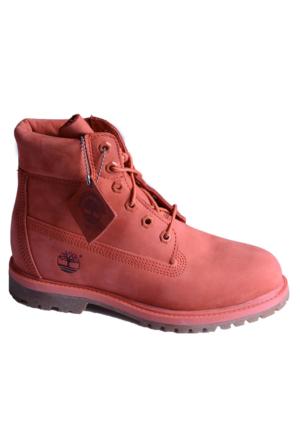 Timberland Af Ek 6in Prem Salmn Pink 8130B Kadın Bot Pınk