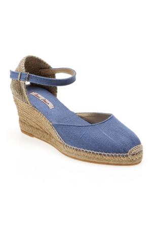 Toni Pons Caldes Kadın Ayakkabı Denim