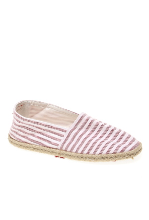 - Wrs Zabattigli Cl Kadın Ayakkabı Whıte Red Strıpes