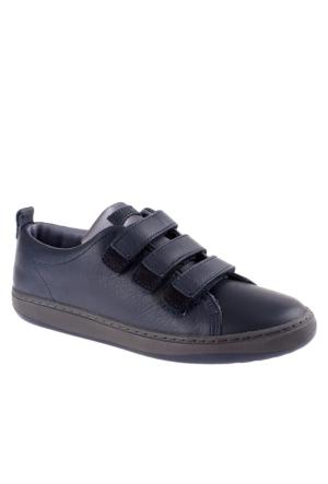 Camper 002 Navy K800001-002 Domus Kids Erkek Çocuk Ayakkabı Lacivert