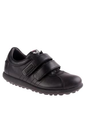 Camper 009 Black 80353-009 Pelotas Ariel Kids Erkek Çocuk Ayakkabı Siyah