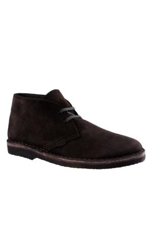 Frau Ebano 25F2 Erkek Ayakkabı Kahverengi