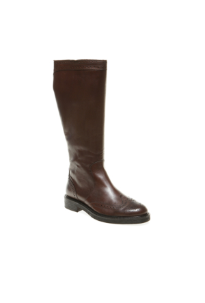 Frau Pancho 96M9 Kadın Ayakkabı Marrone