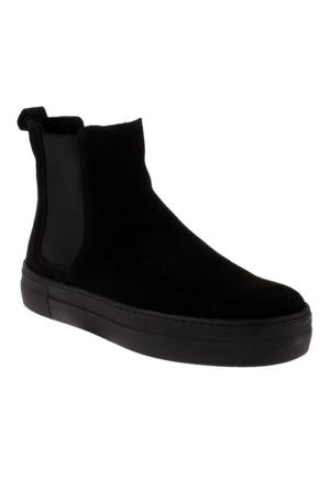 Frau 40D1 Kadın Ayakkabı Siyah