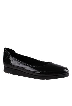 Frau Nero 53V1 Kadın Ayakkabı Siyah