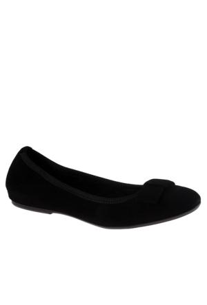 Frau Nero 70B3 Kadın Ayakkabı Siyah
