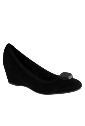 Frau Nero 71B1 Kadın Ayakkabı Siyah
