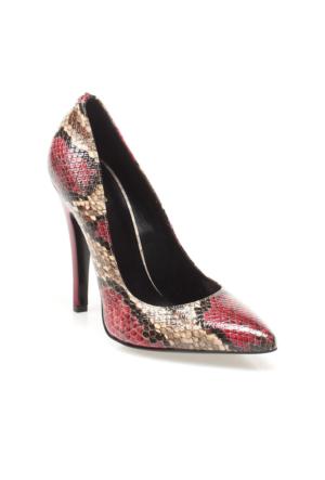 Just Cavalli 259S S13Wl0068 N07511 Court Shoe Kadın Ayakkabı Altın