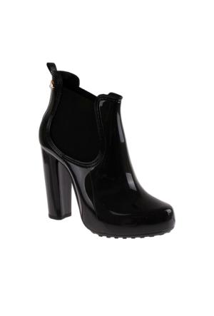 1 Lemon Jelly iris Kadın Ayakkabı Siyah