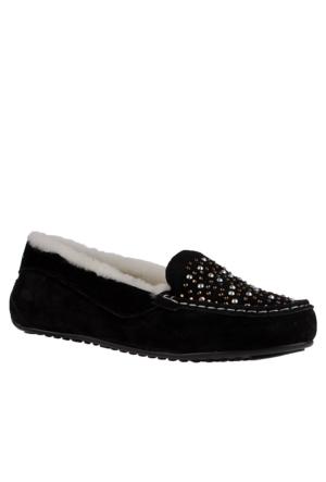 Pegia Black 156502 Kadın Ayakkabı Siyah