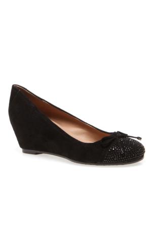 Melvi Pretty Nana Cipro 651301 Kadın Ayakkabı Siyah