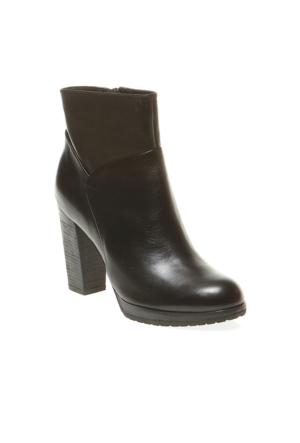 Giada Pretty Nana Vitello 690771 Kadın Siyah Topuklu Bot