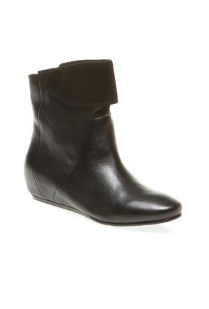 Miu Pretty Nana Vitello Cipro 700572 Kadın Ayakkabı Siyah