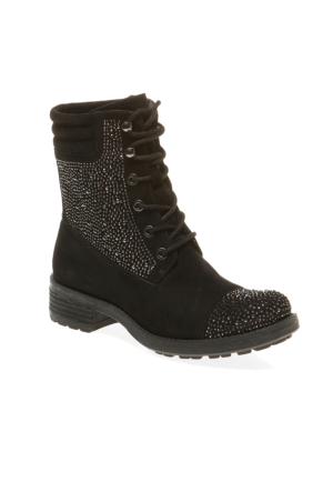 Sara Pretty Nana Cipro 721101 Kadın Ayakkabı Siyah