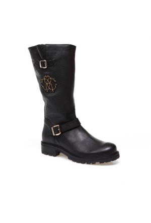 Roberto Cavalli Ca40943 Kadın Ayakkabı Siyah