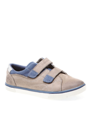 Timberland Bow St. Ox 8677R Çocuk Bot Greige With Blue