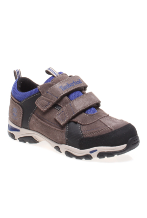 Timberland Trail Force Wp H&L Ox 9275R Çocuk Bot Greige With Blue