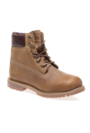 Timberland 6in Premium 27377 Kadın Bot Wheat Burnished