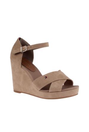 Tommy Hilfiger Kadın Sandalet Fw0Fw00279 068 E1285Lena 45D