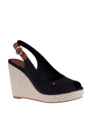 Tommy Hilfiger Kadın Sandalet Fw0Fw00908 403 E1285Lena 57D