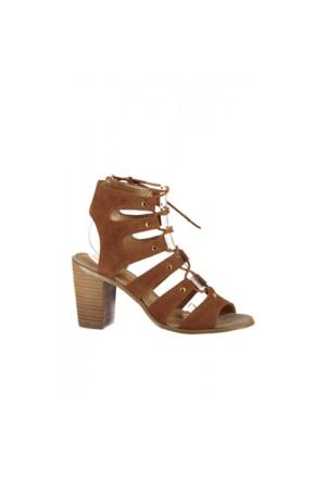Elle Penny Bayan Ayakkabı Kahverengi