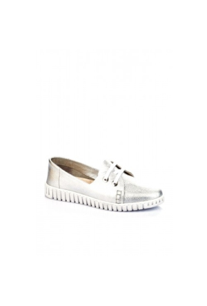 Elle Ora Bayan Ayakkabı Gümüş