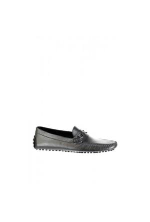 Elle Angelo Erkek Ayakkabı Gümüş