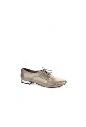 Elle Diamante Bayan Ayakkabı Bej