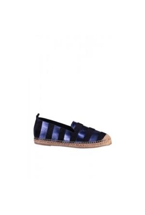 Elle Anarosa Bayan Ayakkabı Lacivert