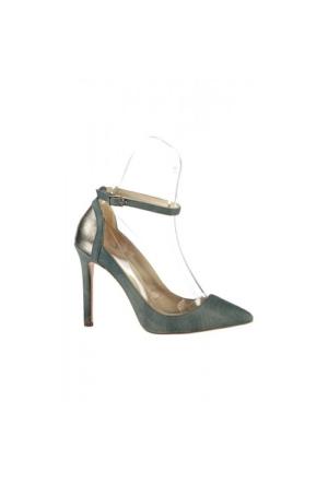 Elle Adelle Bayan Ayakkabı Mavi