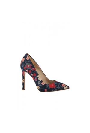 Elle Fiorela Bayan Ayakkabı Lacivert
