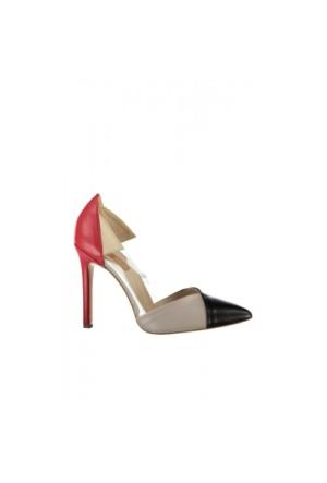 Elle Ady Bayan Ayakkabı Siyah