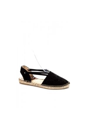 Elle Alonsa Bayan Ayakkabı Siyah