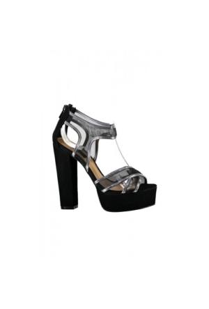 Elle Suzanna Bayan Ayakkabı Gri