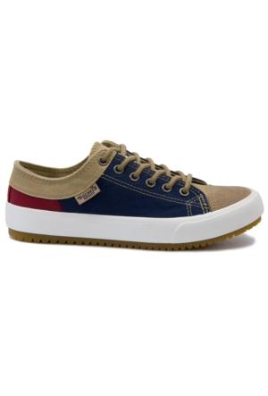 Dockers By Gerli 220634 Lacivert Bayan Sneaker Ayakkabı
