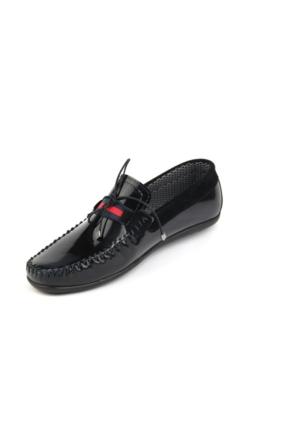 DRC Siyah Erkek Günlük Ayakkabı