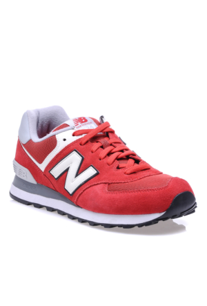 New Balance 574 Varsity Kırmızı Kadın Günlük Ayakkabı