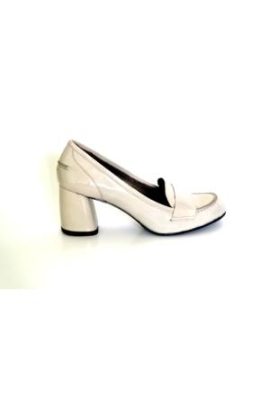 Akl Shoes Bej Rugan Ayakkabı