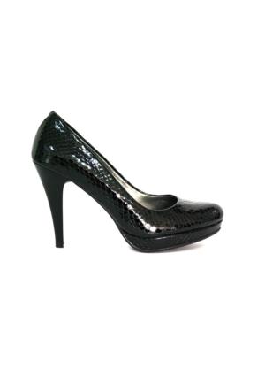 Akl Shoes Platformlu Rugan Ayakkabı