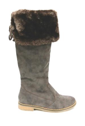 Buffon 1740 Kahverengi Camel Bayan Çizme