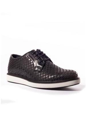 Conteyner Erkek Ayakkabı 777102 Siyah