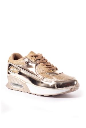 Conpax Kadın Ayakkabı 2002116 Altın