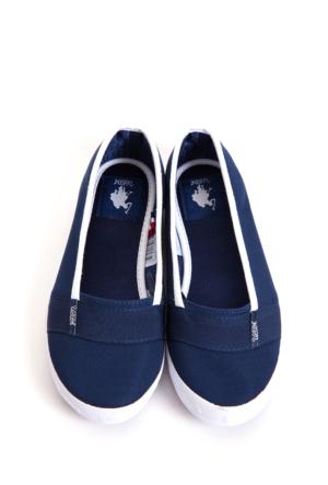 U.S. Polo Assn. Kadın Y5Z115 Ayakkabı Lacivert