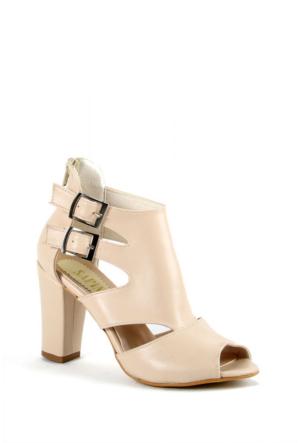 Sapin 35723 Kadın Topuklu Ayakkabı