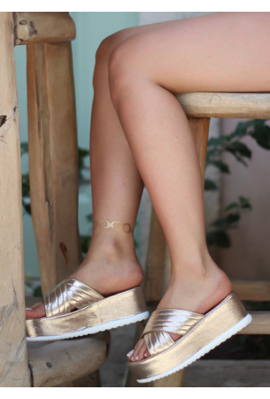 Shoepink Abby Simli Terlik
