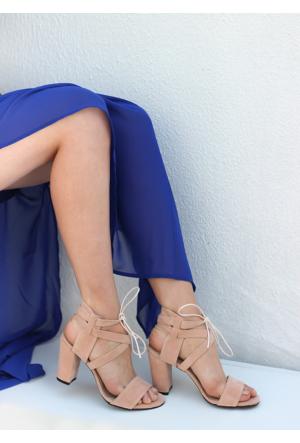 İştebuayakkabı Amber Topuklu Ayakkabı