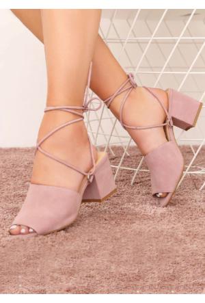 İştebuayakkabı Bella Topuklu Ayakkabı